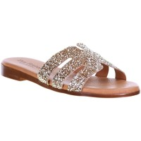 Chaussures Femme Mules Eva Frutos 9176 Or