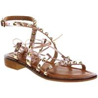 Chaussures Femme Sacs de voyage Donna Lucca 1251 Bronze