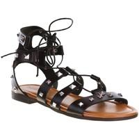 Chaussures Femme Sacs de voyage Donna Lucca 1247 Noir