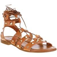 Chaussures Femme Sacs de voyage Donna Lucca 1247 Camel