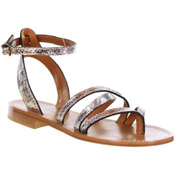 Chaussures Femme Sacs de voyage Donna Lucca 1230 Or