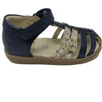 Chaussures Fille Bottines Shoo Pom CHAUSSURES  PIKA SPART PLATINE
