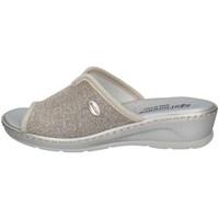 Chaussures Femme Mules Florance 22500 B PLATINE