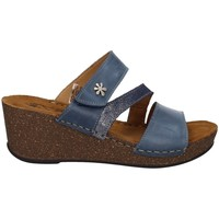 Chaussures Femme Sandales et Nu-pieds Florance 22234-1 JEANS