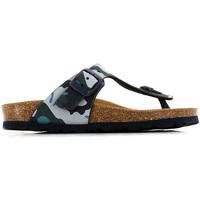 Chaussures Enfant Tongs Grunland CB0406 Gris