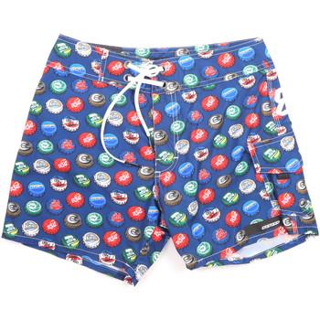 Vêtements Homme Maillots / Shorts de bain Rrd - Roberto Ricci Designs 18323 Bleu