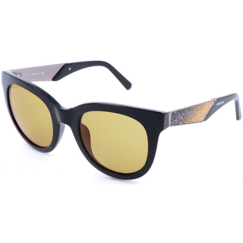 Montres & Bijoux Femme Lunettes de soleil Swarovski - SK0126 Noir