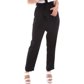 Vêtements Femme Pantalons fluides / Sarouels Gaudi 011BD25040 Noir