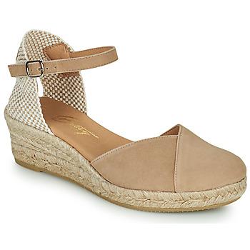 Chaussures Femme Sandales et Nu-pieds Betty London INONO Beige