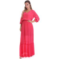 Vêtements Femme Robes longues Gaudi 011FD15029 Rose