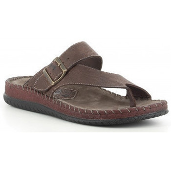 Chaussures Homme Tongs Walk & Fly 9289-17790 Marron