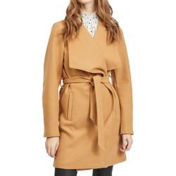 Vêtements Femme Manteaux Vila 14065203 Marron