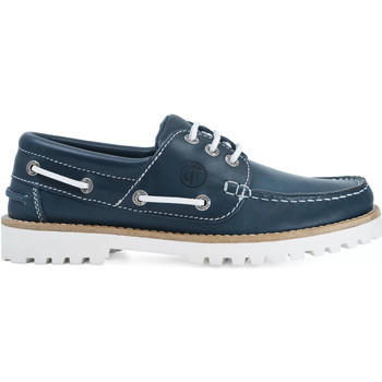 Chaussures Femme Chaussures bateau Seajure Chaussures Bateau Sibang Bleu marin