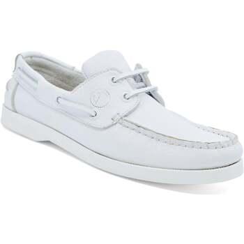 Chaussures Femme Chaussures bateau Seajure Chaussures Bateau Shoal Blanc
