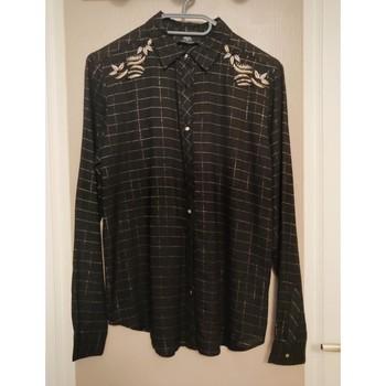 Vêtements Femme Chemises / Chemisiers Toutes les marques Enfantises Chemise femme Toutes les marques Enfantises Noir