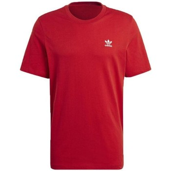 Vêtements Homme T-shirts manches courtes adidas Originals ESSENTIAL TEE ROSSA Rouge