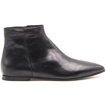 Chaussures Femme Low boots Pomme D'or 1640 NERO