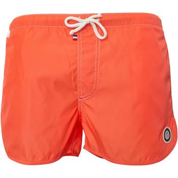 Vêtements Homme Maillots / Shorts de bain Les Loulous De La Plage Short de bain homme MOREA Orange