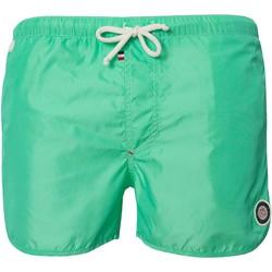Vêtements Homme Maillots / Shorts de bain Les Loulous De La Plage Short de bain homme MOREA Vert Maldives