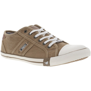 Chaussures Homme Baskets basses Mustang 4058-305 Sable