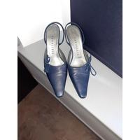 Chaussures Femme Escarpins Parallèle Chaussures Bleu