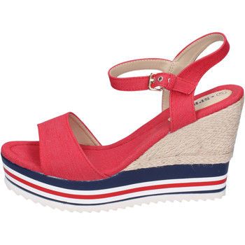 Chaussures Femme Sandales et Nu-pieds Sprox BH230 Rouge