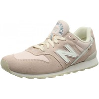 Chaussures Femme Baskets basses New Balance Suede 996, Sneakers Basses Femme 36 EU Rose