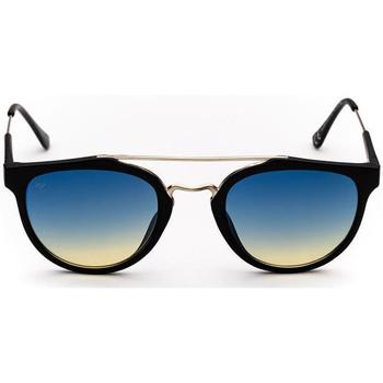 Montres & Bijoux Lunettes de soleil Sunxy Kapas Noir