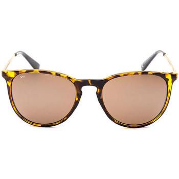 Montres & Bijoux Lunettes de soleil Sunxy Wake Marron