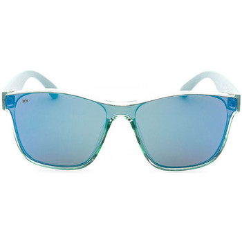 Montres & Bijoux Lunettes de soleil Sunxy Cocoa Bleu