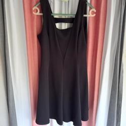 Vêtements Femme Robes courtes Boutiques indépendante Robe patineuse Noir