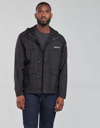 Vêtements Homme Blousons Schott ALCYON Noir
