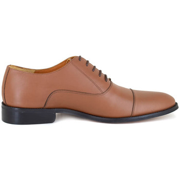 Chaussures Homme Richelieu J.bradford JB-LOGAN CAMEL Marron
