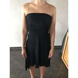 Vêtements Femme Robes longues Morgan Robe morgan Noir