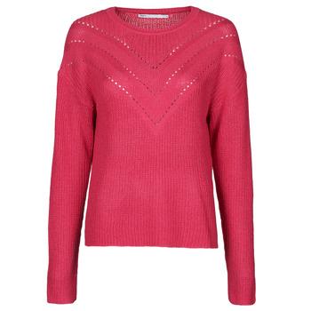 Vêtements Femme Pulls Only ONLTRIXIE Rose