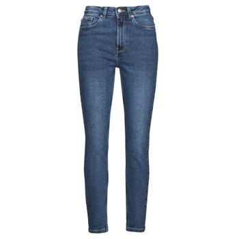 Vêtements Femme Jeans slim Vero Moda VMJOANA Bleu medium