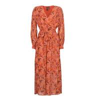 Vêtements Femme Robes longues Vero Moda VMFLOW Rouge