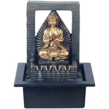 Maison & Déco Statuettes et figurines Zen Et Ethnique Petite Fontaine d'intérieur Bouddha 25 cm Multicolore