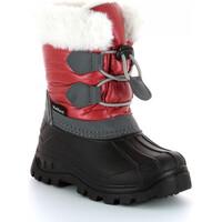 Chaussures Garçon Bottes de neige Kickers Sealsnow ROUGE