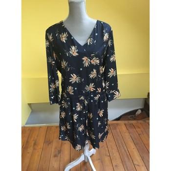 Vêtements Femme Robes courtes Sans marque Jolie robe fleurie Multicolore