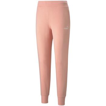 Vêtements Femme Pantalons de survêtement Puma Essential Logo Pants Orange