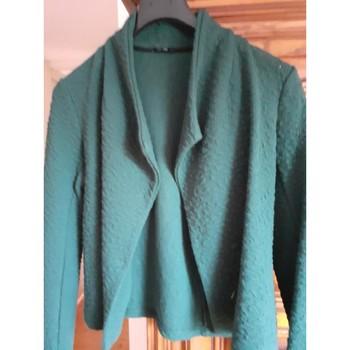 Vêtements Femme Vestes / Blazers Esprit veste courte Vert