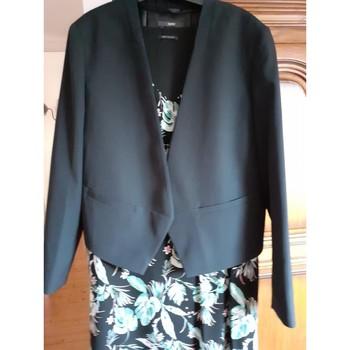 Vêtements Femme Vestes / Blazers Esprit veste courte Noir