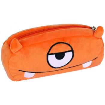 Sacs Enfant Trousses Oberthur Trousse  Monsters Orange Multicolor