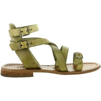 Chaussures Femme Sandales et Nu-pieds Iota SPARTE Vert
