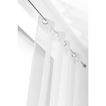 Maison & Déco Voilages Linder FILET Blanc
