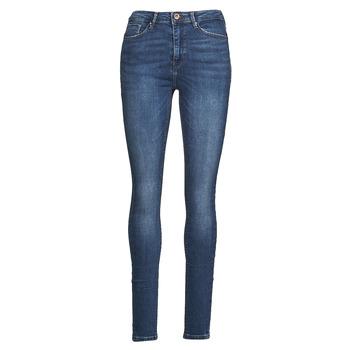 Vêtements Femme Jeans slim Only ONLPAOLA Bleu medium