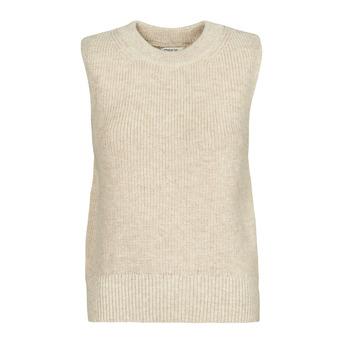 Vêtements Femme Pulls Only ONLPARIS Beige
