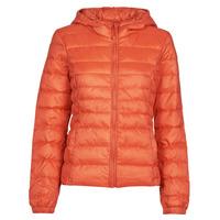 Vêtements Femme Doudounes Only ONLTAHOE Orange