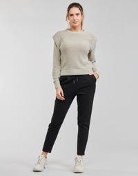 Vêtements Femme Chinos / Carrots Only ONLPOPSWEAT Noir